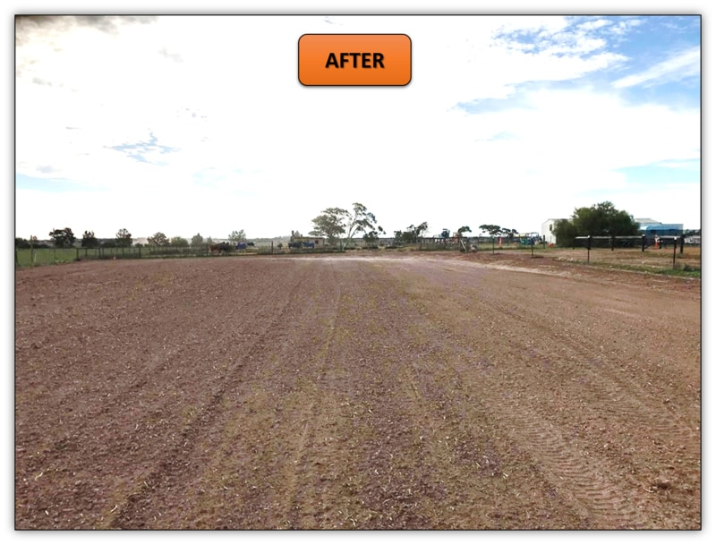 Bobcat Services Northern Adelaide - New Horse Arena Leveling