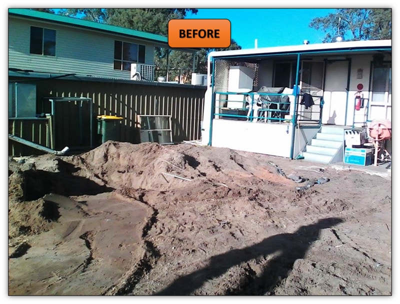 Footings Excavation Contractor Adelaide & Barossa Valley