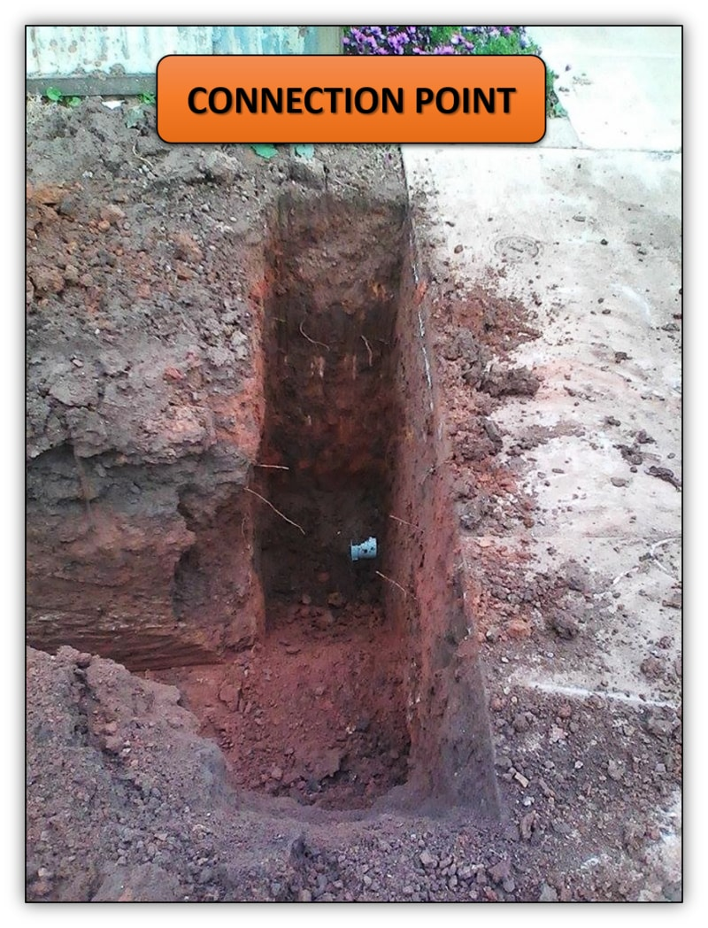 New House Underfloor Connections - Earthmoving Contractor Adelaide