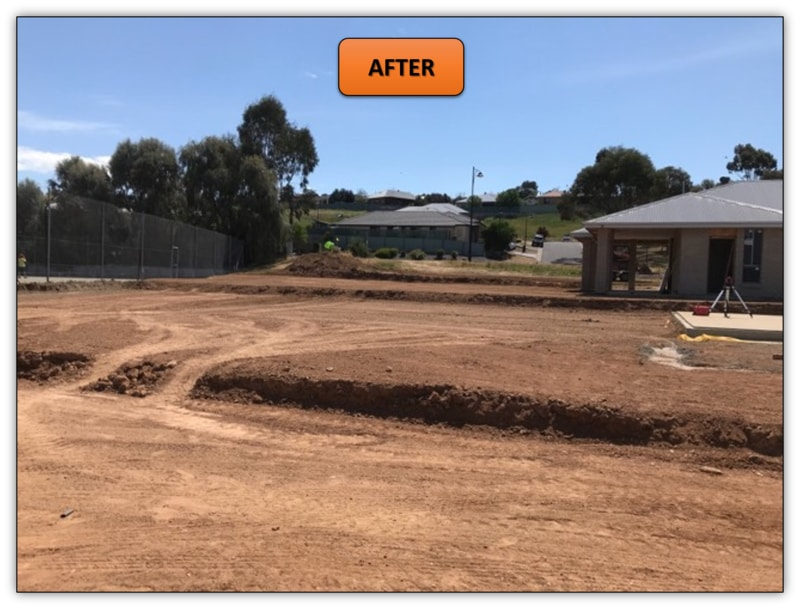 New House Earthmoving Service Adelaide