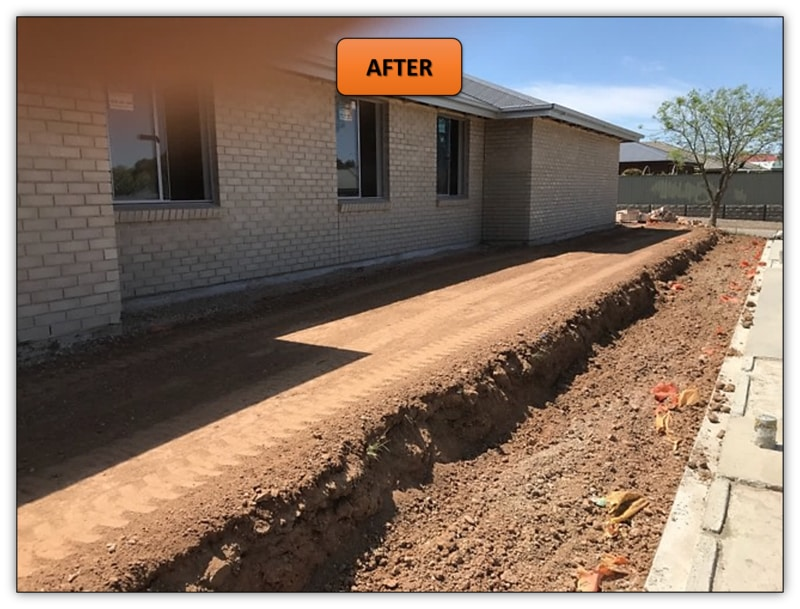 New House Earthmoving Service Barossa Valley
