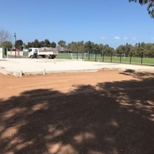 Footings Clean Up Hewett - Bobcat Hire Adelaide