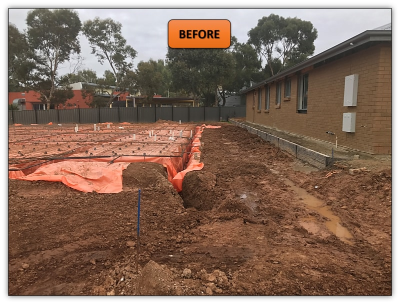 Site Clean Up Hewett Bobcat Hire Adelaide