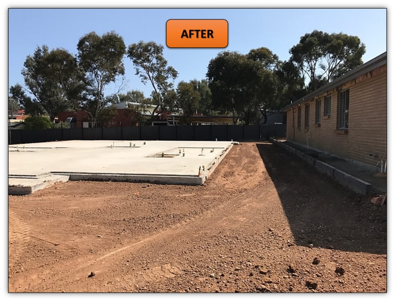 Site Clean Up Hewett - Bobcat Hire Adelaide