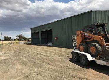 Bobcat Hire Adelaide - Site Leveling Roseworthy