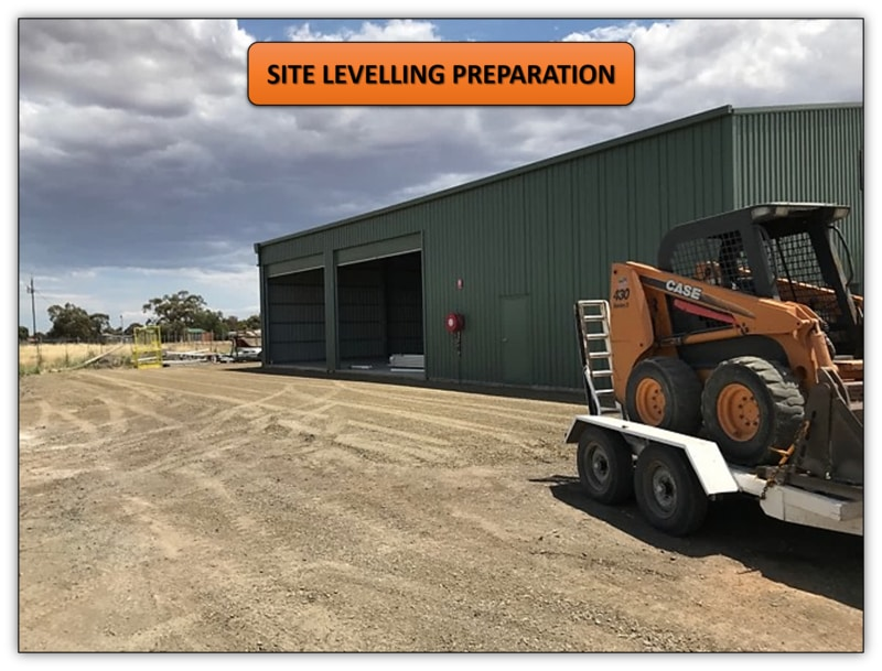 Bobcat Hire Adelaide Site Leveling