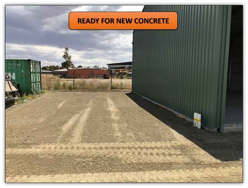 Bobcat Hire Adelaide - Site Leveling