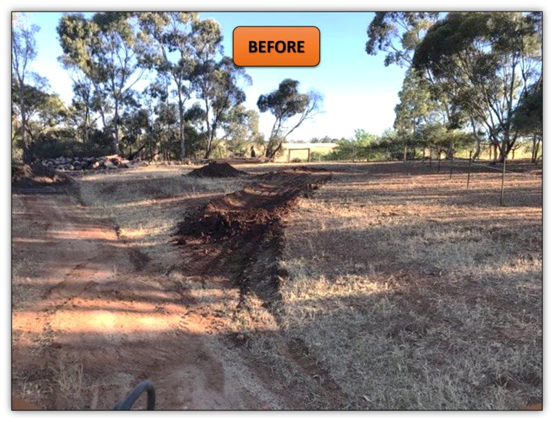 New Driveway Leveling Earthmoving Services Adelaide