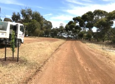 Driveway Levelling - Earthmoving Services Northern Adelaide