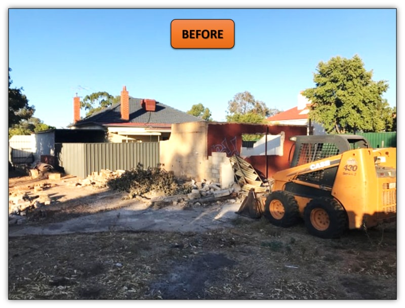 Subdivision Demolition Excavation Services Adelaide