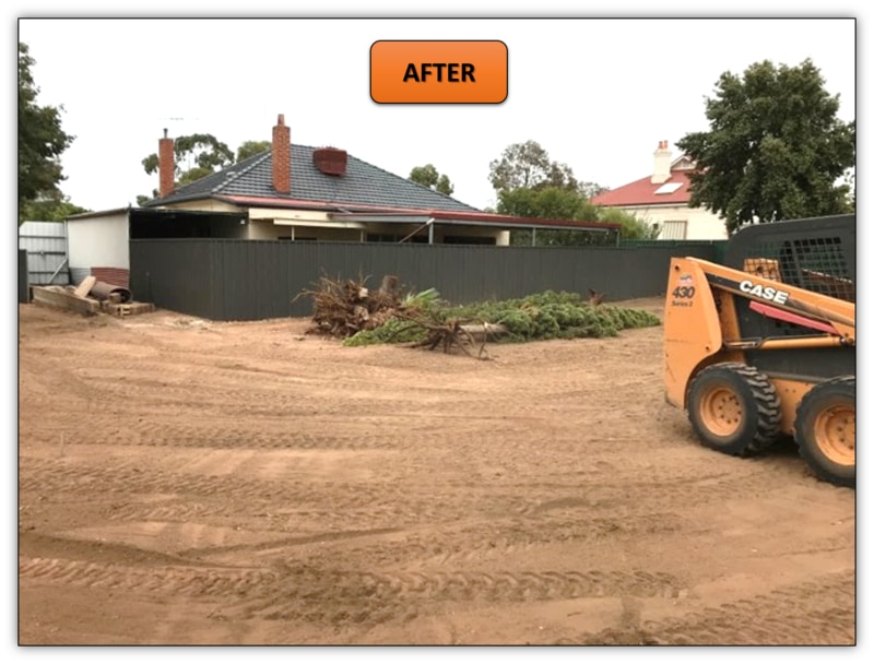 Subdivision Demolition - Excavation Services Adelaide