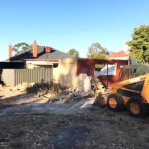 Demolition & Property Subdivision - Gawler Excavation Hire Services