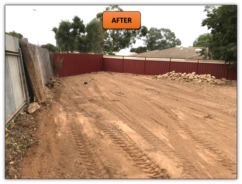 Subdivision Demolition & Leveling - Excavation Services