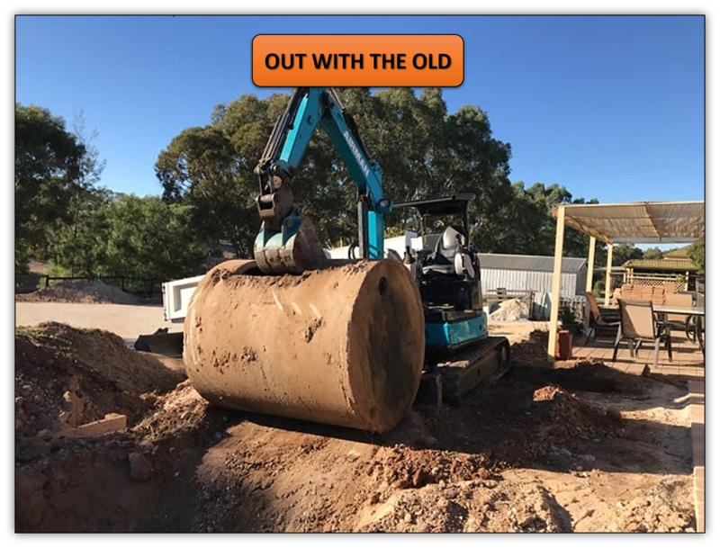 Advanced Enviro-Septic System Installation Earthmoving Services Barossa Valley