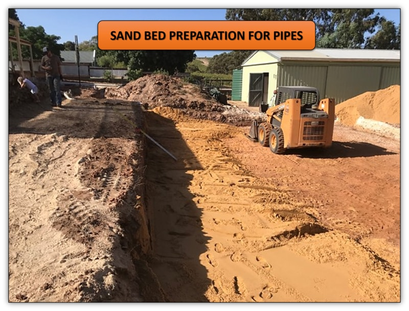 Advanced Enviro-Septic System Installation - Earthmoving Services Northern Adelaide