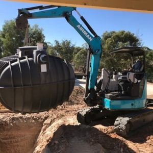 Advanced Enviro-Septic Tank Installation - Excavations Services Barossa Valley