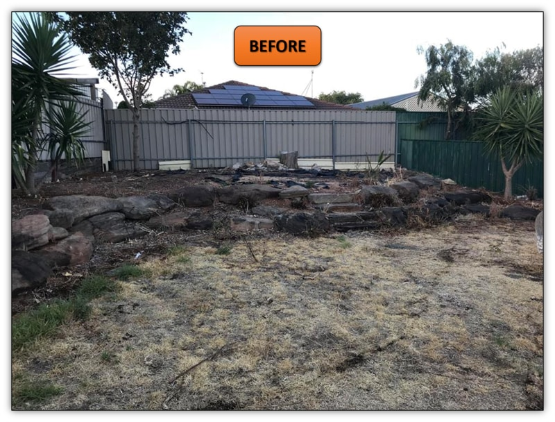 Backyard Landscaping Excavation Services - Northern Adelaide