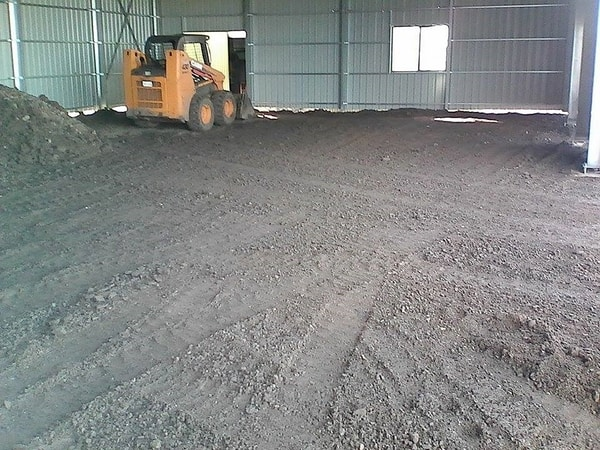 Ari's Excavations Bobcat Services Adelaide - Shed Pad