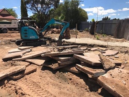 Mini Excavator Hire Near Me Adelaide