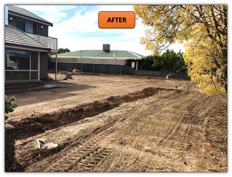 New Turf Preparation Northern Adelaide