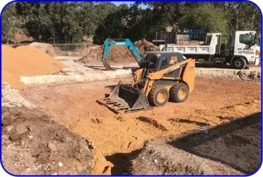 Ari's Excavations - Bobcat Services Adelaide