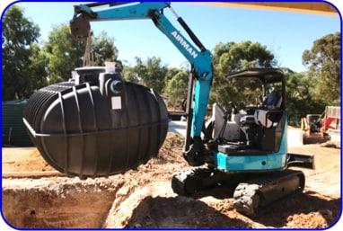 Ari's Excavations - Mini Excavator Hire Adelaide