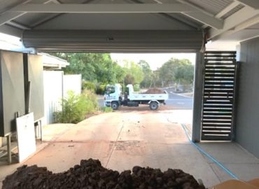 150T Backyard Dirt Removal Gawler East